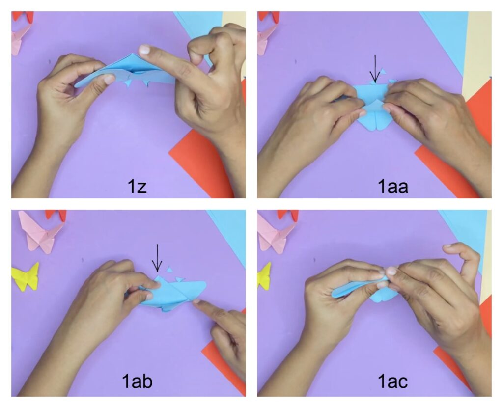 how to make a butterfly out of paper (step-by-step)