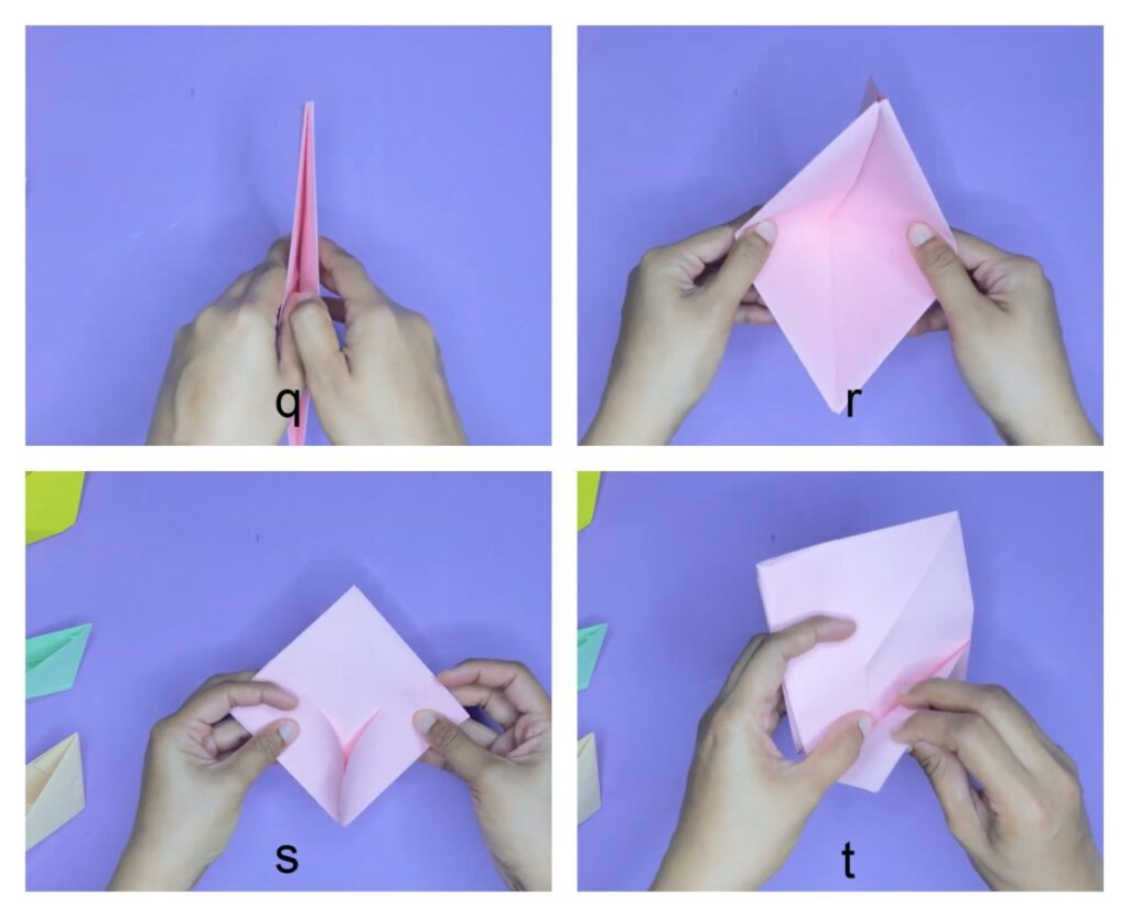 how to make a paper boat easy