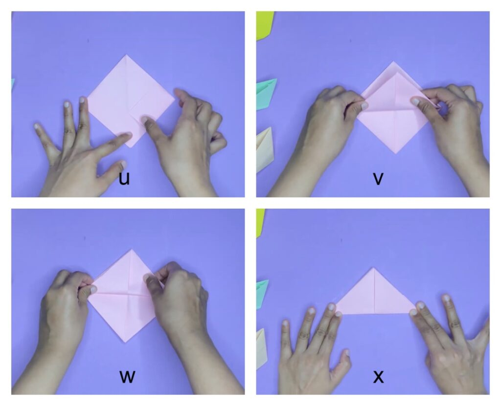 how to make a paper boat for kids