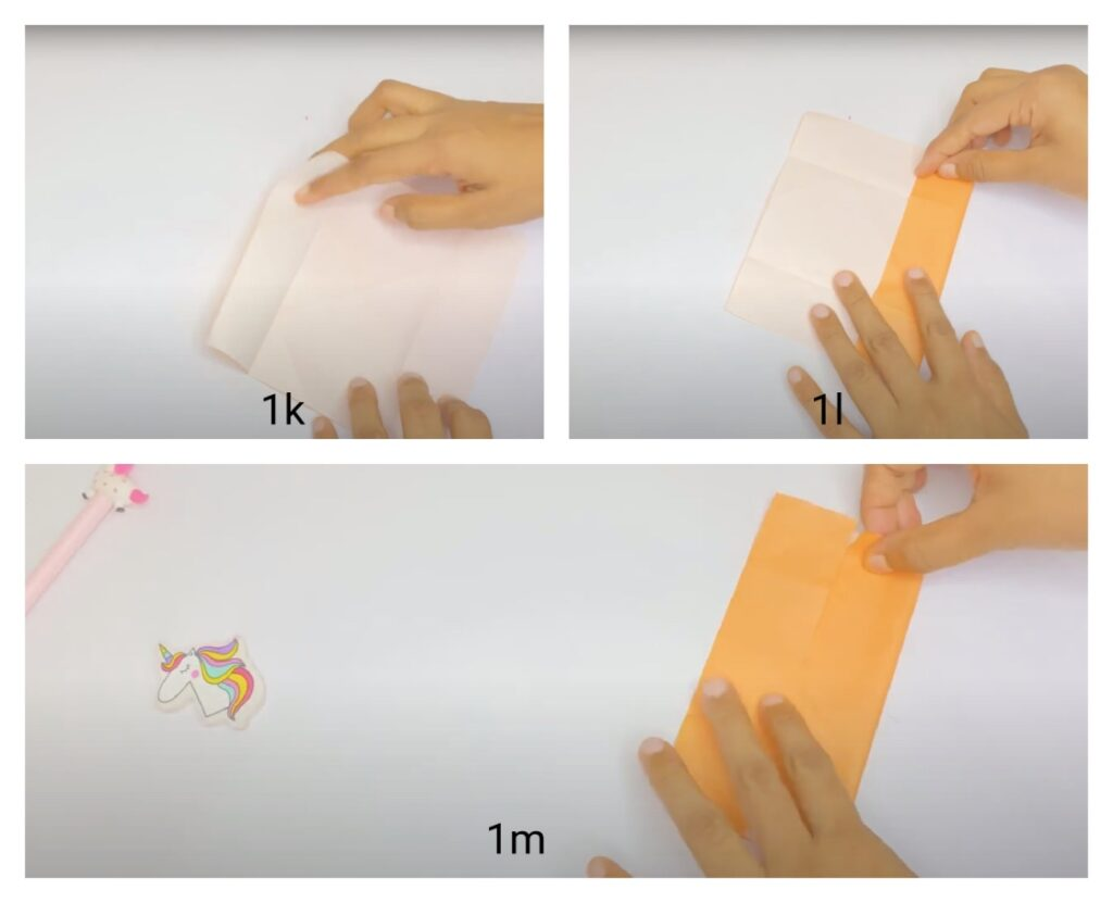 How to make a puzzle out pf paper