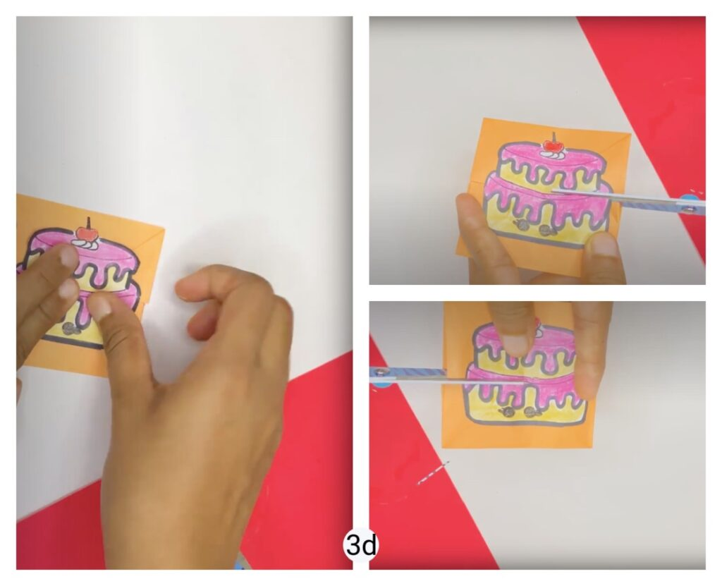 How to make a picture puzzle game