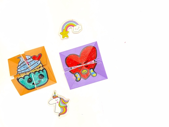 Easy Paper Puzzle Game for kids