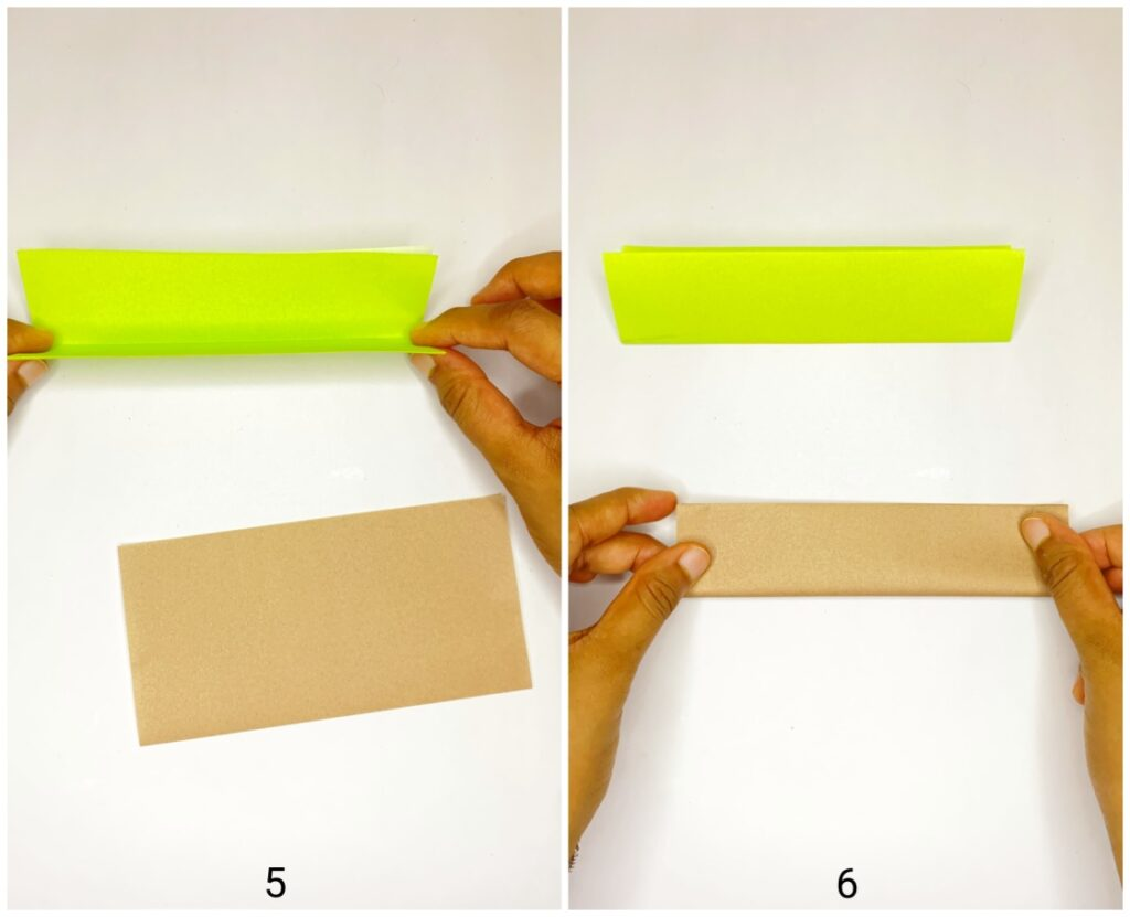 How to make paper ninja star step-by-step