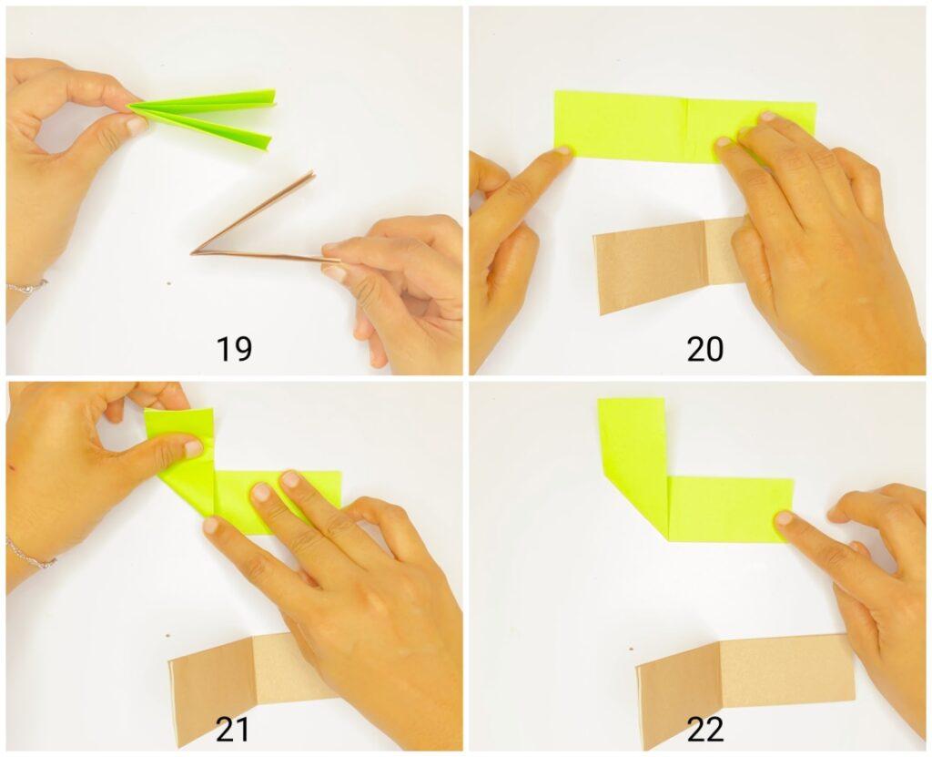 How to make ninja star using paper