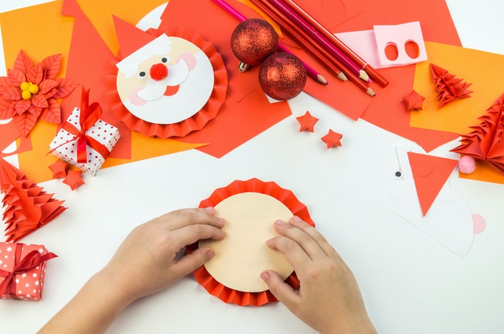 45 Easy Christmas crafts for kids of all ages