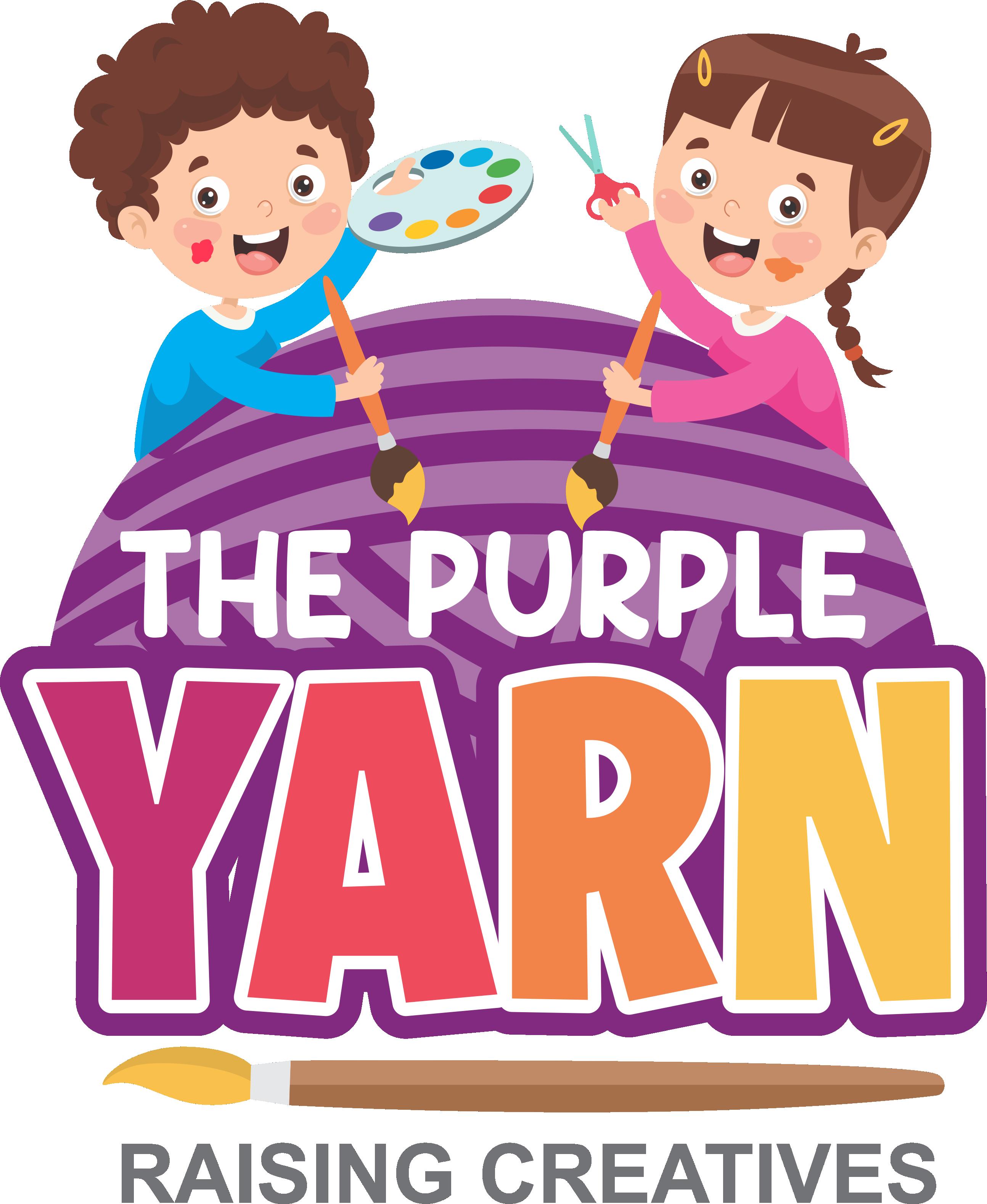 The Purple Yarn
